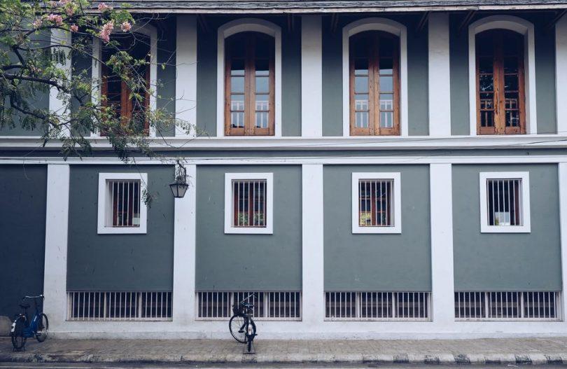 Hus och fönster