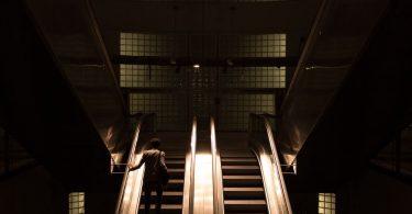 Glöm inte att hålla rulltrappan i bra skick
